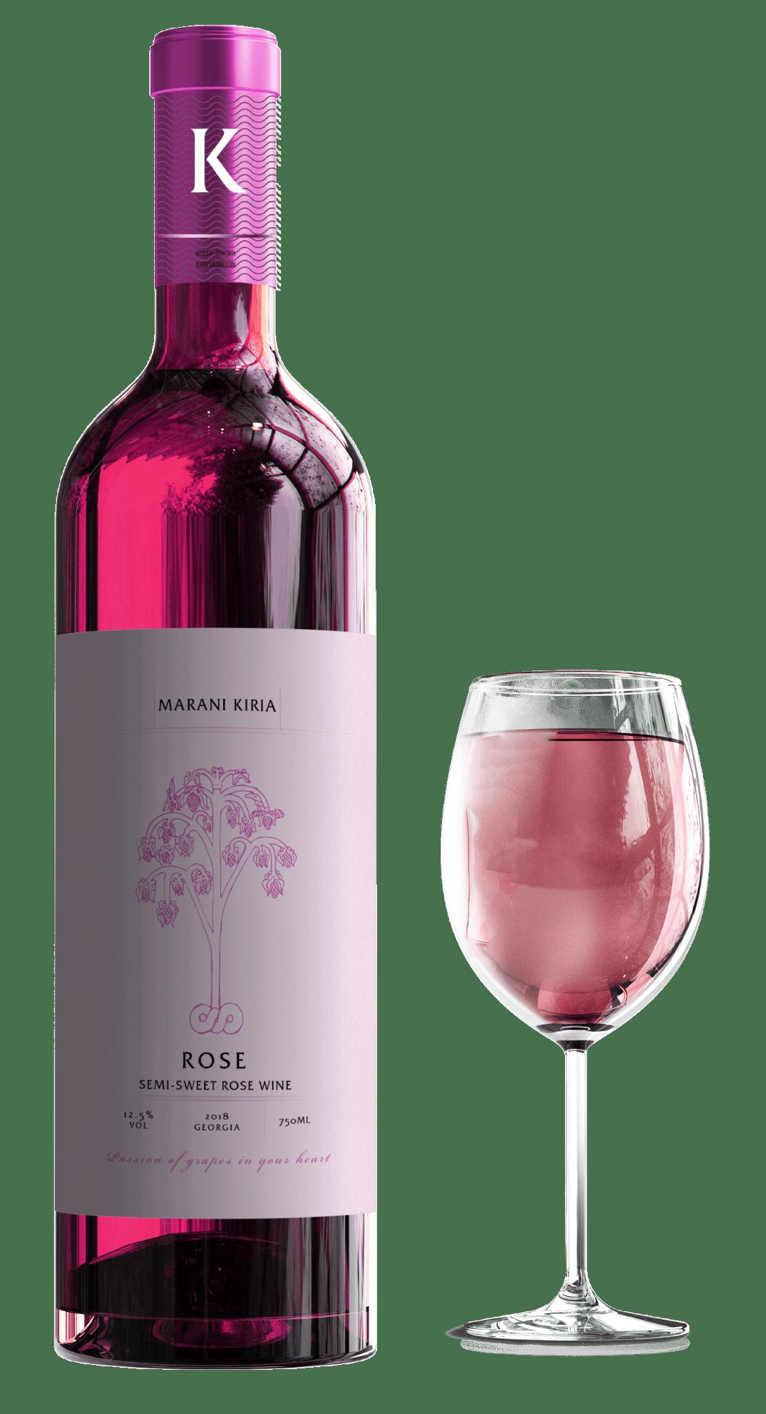 ROSE WINE - Marani Kiria